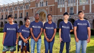 Fort Bend ISD students participate in 2019 Tapia Say STEM Camp (10/2/2019)