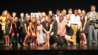 Thornton Middle School wins the 2018 FBISD One-Act Play District Championship! (11/15/2018)
