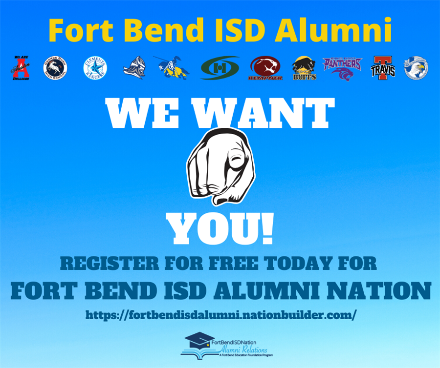Fort Bend ISD Alumni Nation