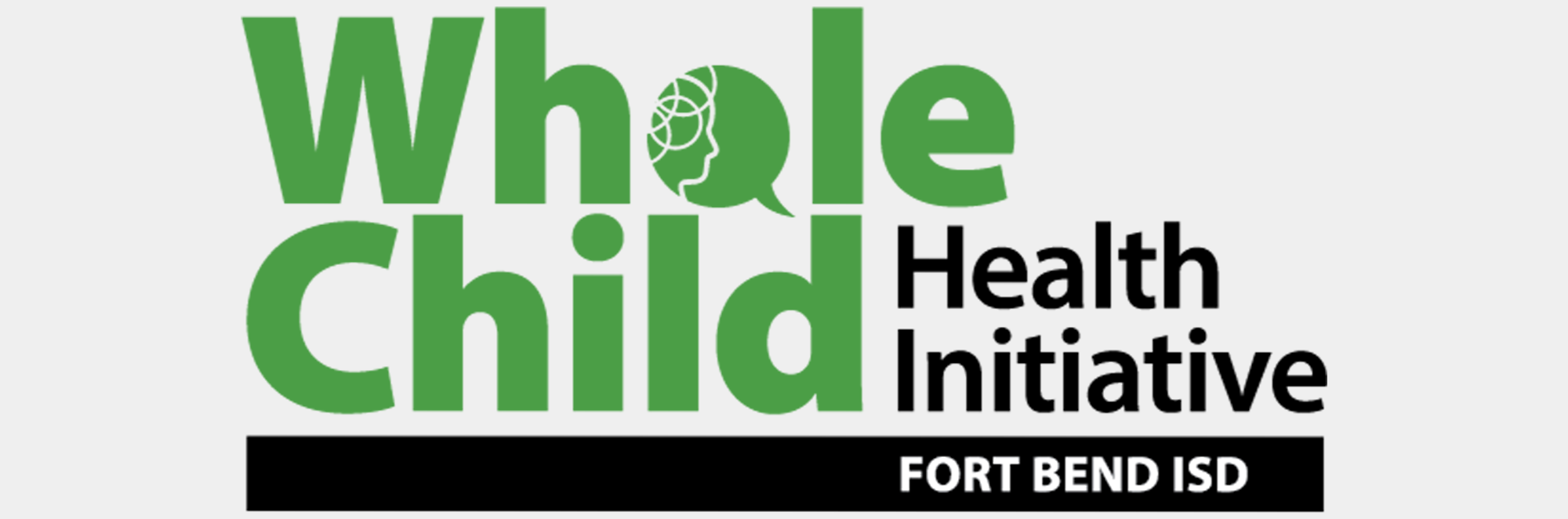 FBISD Whole Child Health Initiative Button