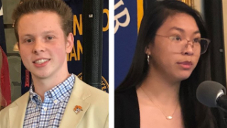 FBISD students named Exchange Club of Sugar Land's Youth of the Month for December (12/12/2018)