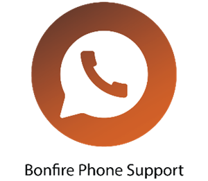 Bonfire Phone Support