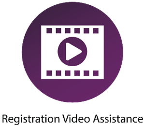 Registration Video Assistance