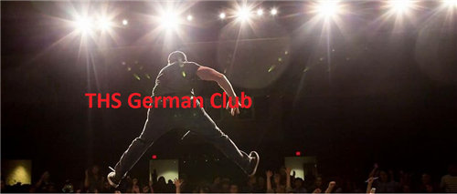 German Club Banner