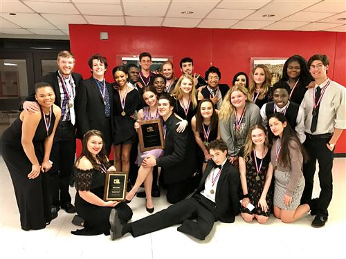 UIL One Act Play 2017 Bi-District Champions