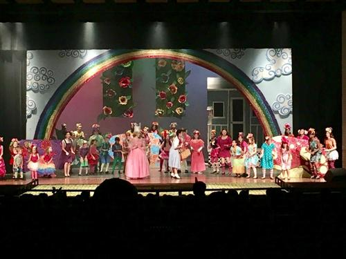 RPHS Theatre presents Wizard of Oz as Fall Musical!