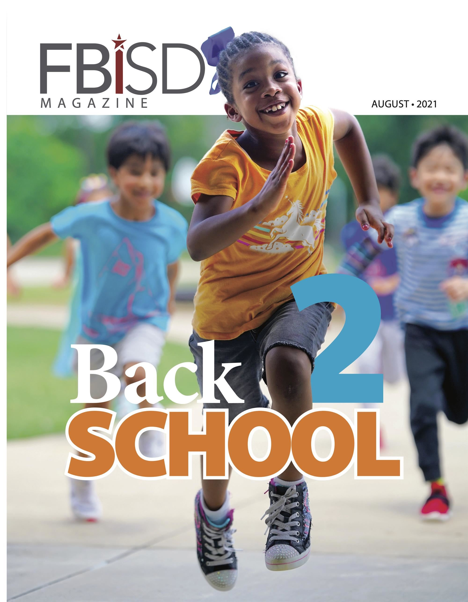 FBISD Magazine Summer 2019