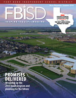 FBISD District Magazine Summer 2018