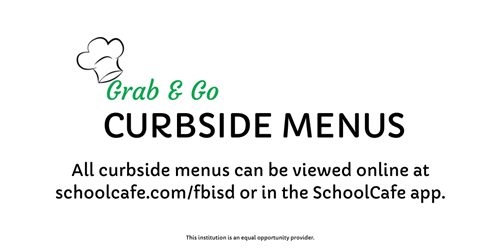 Menus Viewable On SchoolCafe
