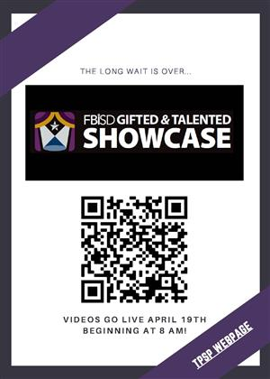 Showcase Flyer