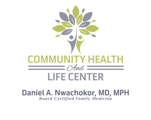Community Health and Life Center Logo