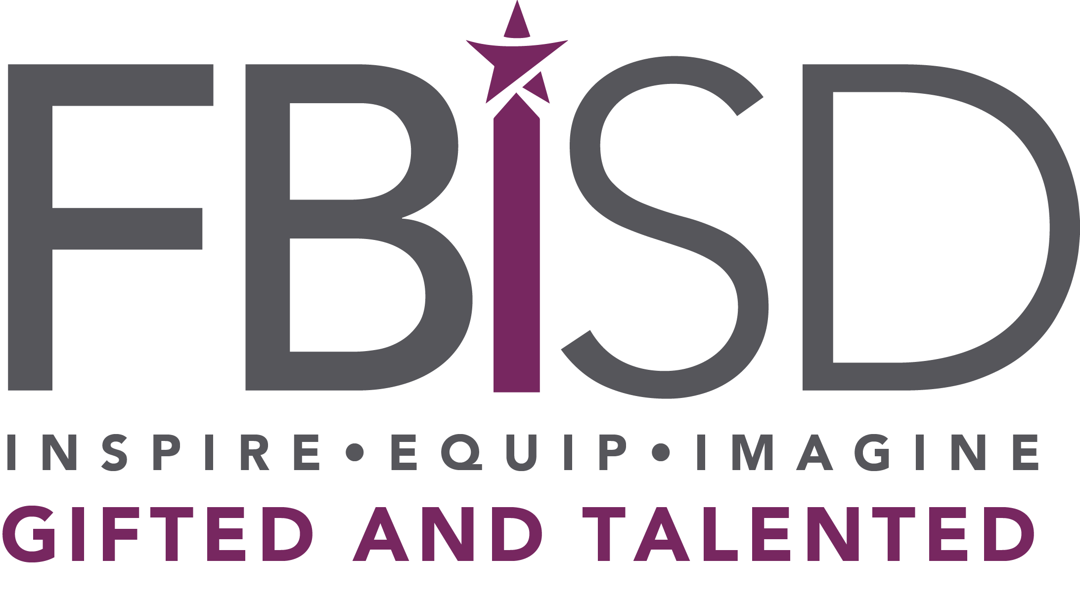 FBISD logo with Gifted and talented along the bottom
