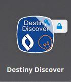 Icon for Destiny Discover