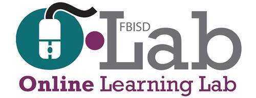 FBISD Online Learning Lab logo