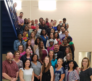 Technology Integration Champions for the 2017-18 School Year