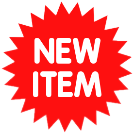 Red New Star- New Item