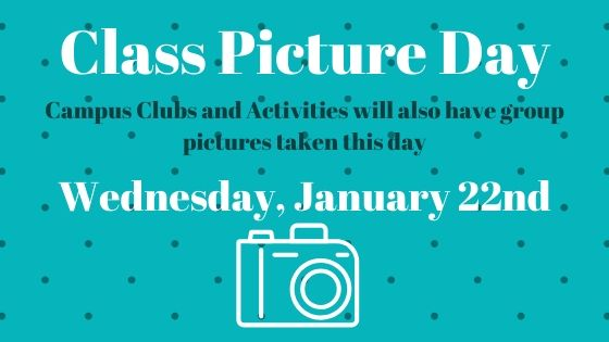 Classroom & Clubs Picture Day