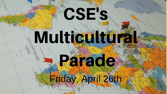 CSE's Multicultural Parade