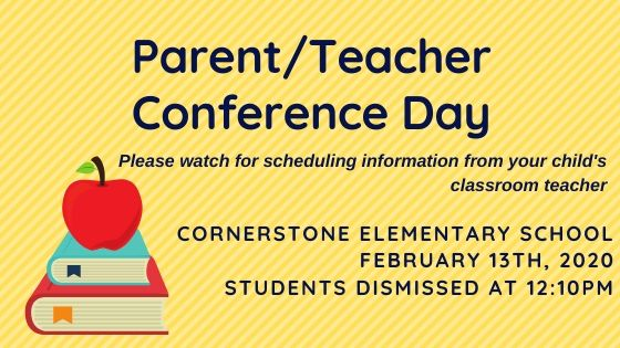 Spring Parent/Teacher Conference Day