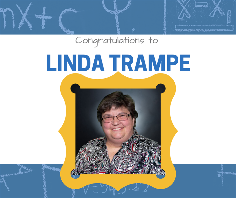 Congratulations to Linda Trampe - Barrington Place's 2019-2020 Teacher of the Year