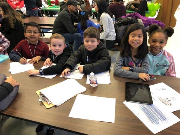 UIL A+ at Mission Glen Elementary