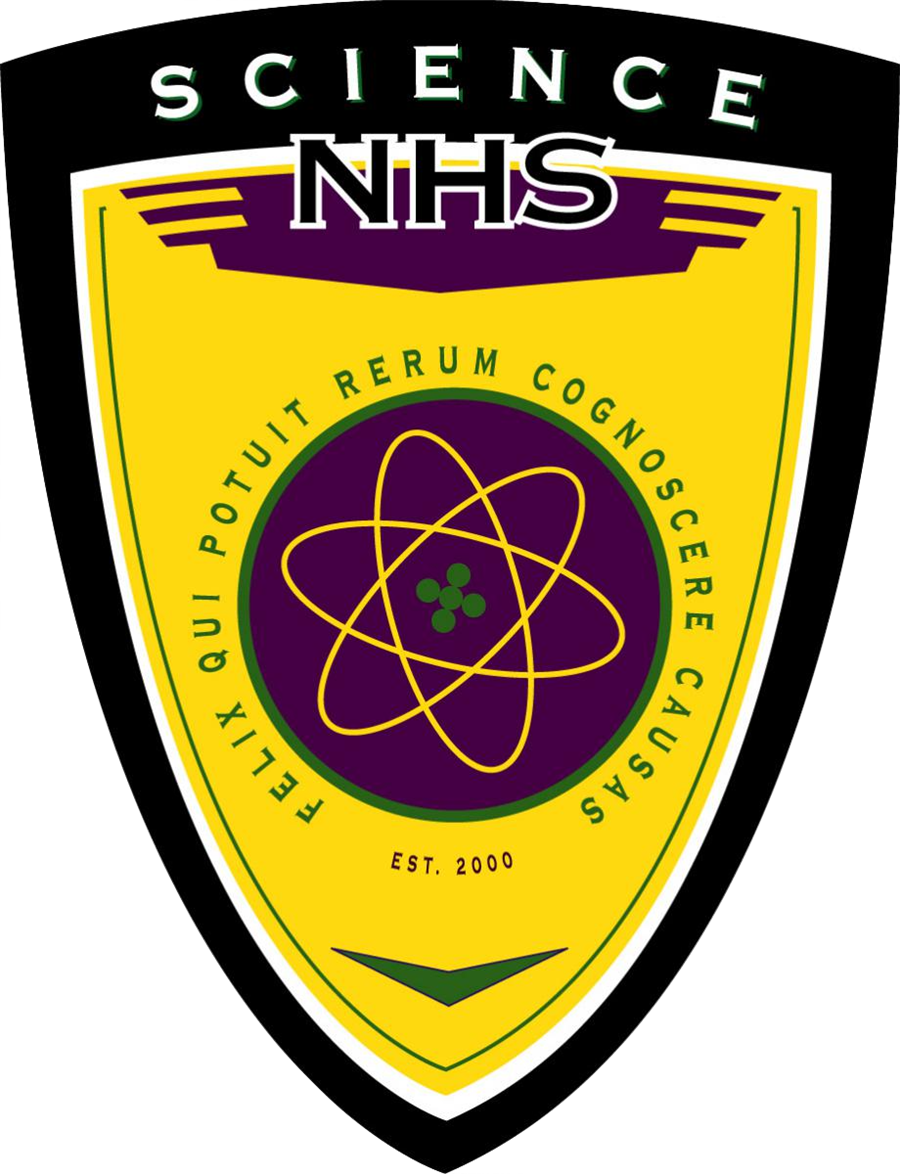 at home logo science national honor society about snhs 10061