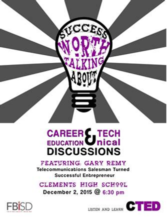 Career and Tech Ed Discussion