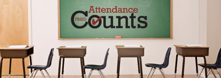 Attendance Counts Graphic